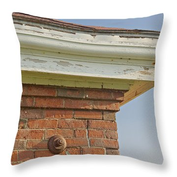 Roofline Throw Pillow