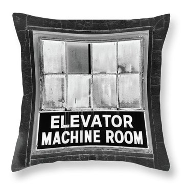 Throw Pillow featuring the photograph Room by Robert Geary