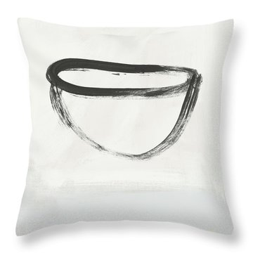 Room To Receive 2- Art By Linda Woods Throw Pillow