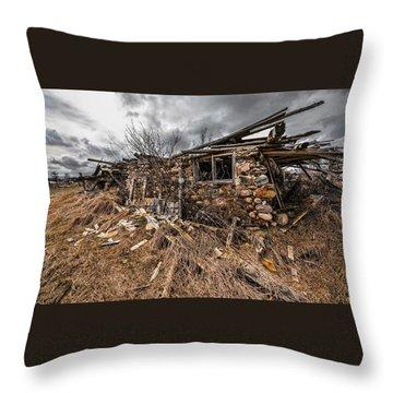 Brimstone Throw Pillow