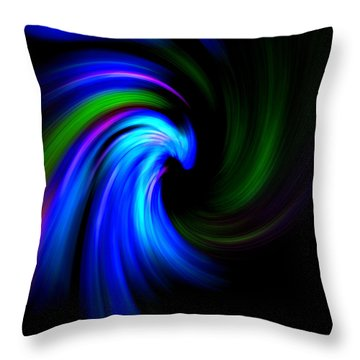 Rooster  Throw Pillow by Cherie Duran