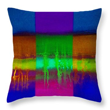 Roots In The Land Throw Pillow