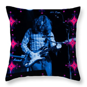 Throw Pillow featuring the photograph Rory Sparkles by Ben Upham