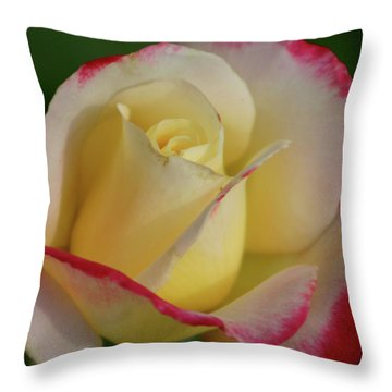 Rose 3913 Throw Pillow