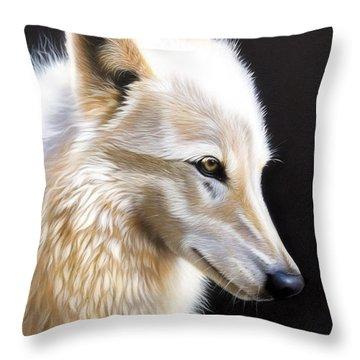 Rose IIi Throw Pillow