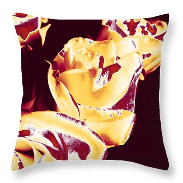 Roses #1 Throw Pillow