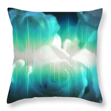 Roses #10 Throw Pillow