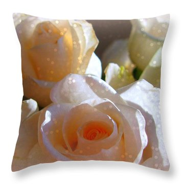 Roses #11 Throw Pillow