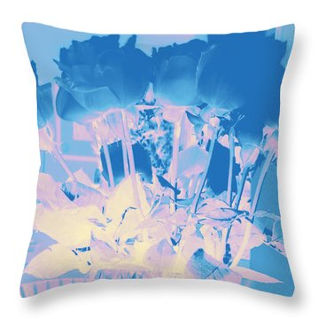 Roses #12 Throw Pillow