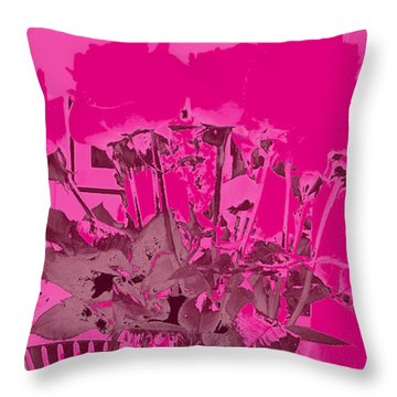 Roses #14 Throw Pillow