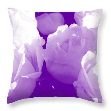 Roses #7 Throw Pillow