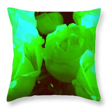 Roses #8 Throw Pillow