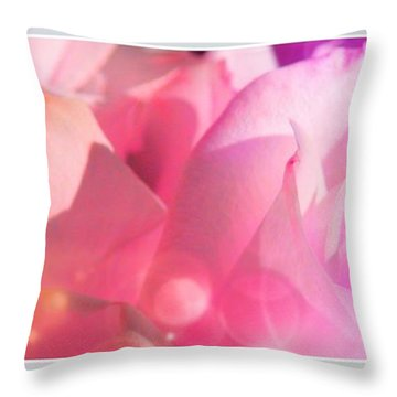 Roses #9 Throw Pillow