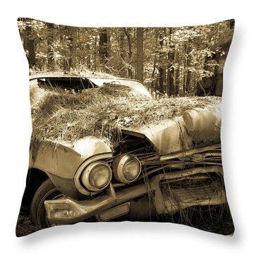 Rotting Classic Throw Pillow