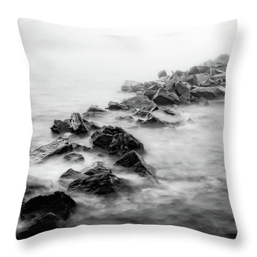 Rough Superior Throw Pillow
