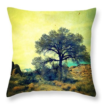 Throw Pillow featuring the photograph Rough Terrain by Glenn McCarthy Art and Photography