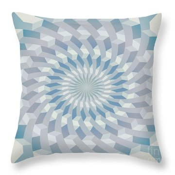 Round Pattern 170.4 Throw Pillow