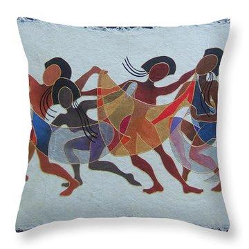 Rovati II Throw Pillow