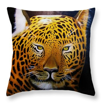 Rowdy Throw Pillow