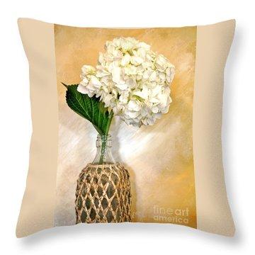 Roxannes Gift To Marsha Throw Pillow