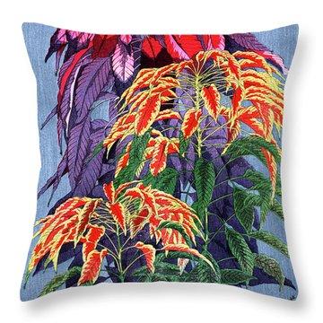 Roys Collection 6 Throw Pillow