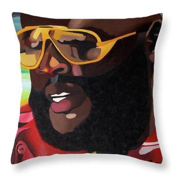 Miami Heat Throw Pillows