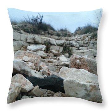 Rt Kamenjak Throw Pillow