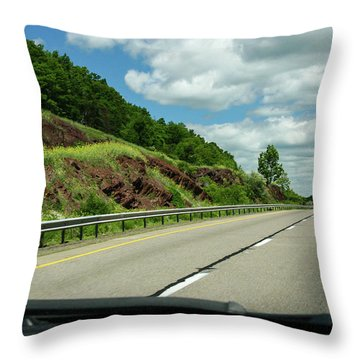 Rtl-1 Throw Pillow