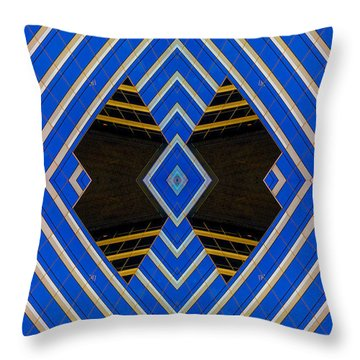 Rubycon N60v2 Throw Pillow