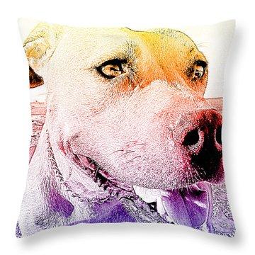 Rudy Throw Pillow