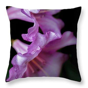 Ruffled - Throw Pillow