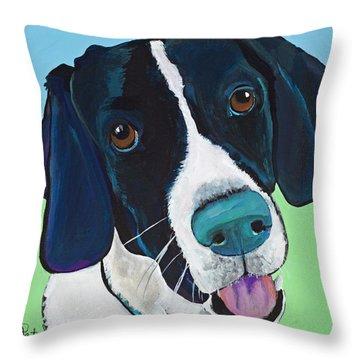 Ruger Throw Pillow