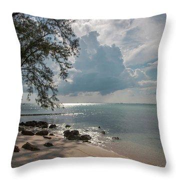Rum Point Throw Pillow