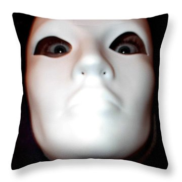 Runaway Terror 3 Throw Pillow
