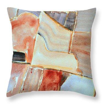 Rural Landscape 6  Throw Pillow