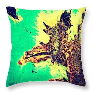 Rust 2  Throw Pillow