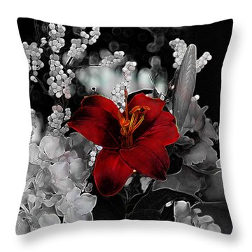 Throw Pillow featuring the photograph Rust by Stuart Turnbull