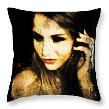 Ryan 1 Throw Pillow