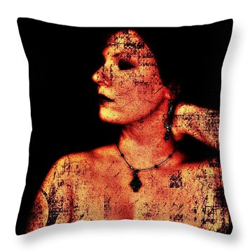 Ryli 2 Throw Pillow