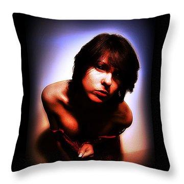 Ryli 5 Throw Pillow