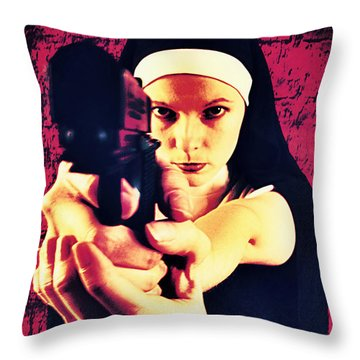 Ryli 8 Throw Pillow