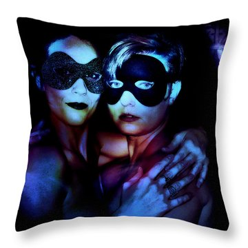 Ryli And Corinne 4 Throw Pillow