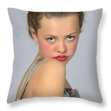 Nicoya Throw Pillow