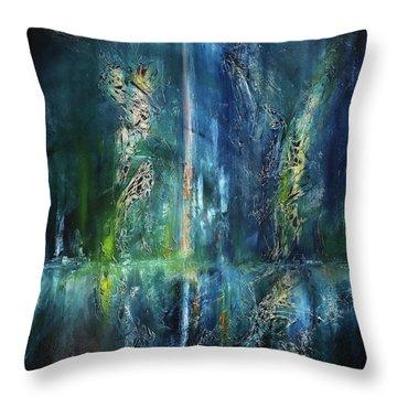 Sacred Dance Throw Pillow