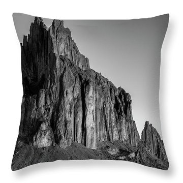 Throw Pillow featuring the photograph Sacred Glow II by Jon Glaser