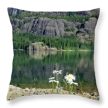 Sacred Space Throw Pillow
