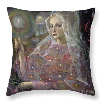Sagittarius Throw Pillow by Annael Anelia Pavlova