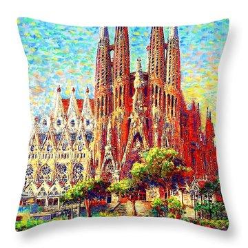 Arch Throw Pillows