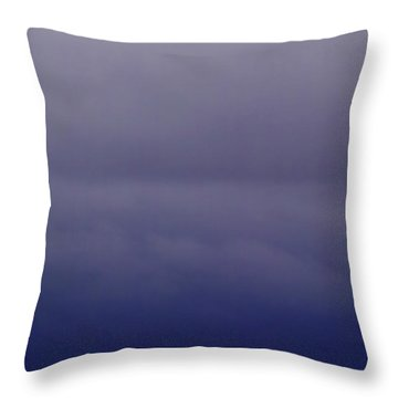 Sailing On Baltic Sea Throw Pillow by Heiko Koehrer-Wagner