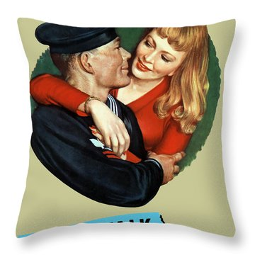 Sailor Throw Pillows